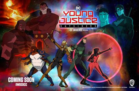 Olvidad a los 'Titanes': el tráiler de 'La Joven Liga de la Justicia: Outsiders' nos lleva a Apokolips y Darkseid