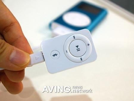 Blupod, Buetooth para el iPod