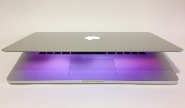 MacBook Pro Retina Display análisis review