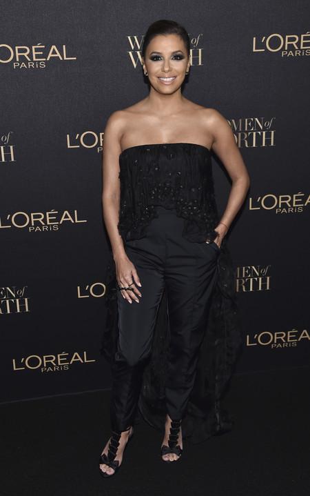 Premios Loreal Women Worth 2016 Alfombra Roja Looks 4