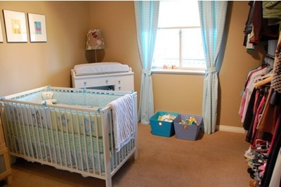 La mejor luz para el dormitorio del bebé