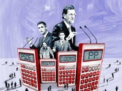 Las elecciones en España son muy caras. ¿Qué se puede hacer para abaratarlas?
