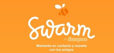 Swarm by Foursquare, la nueva aplicación ya disponible en la App Store
