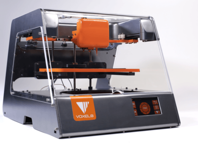 Voxel8 imprime objetos 3D con circuitos integrados