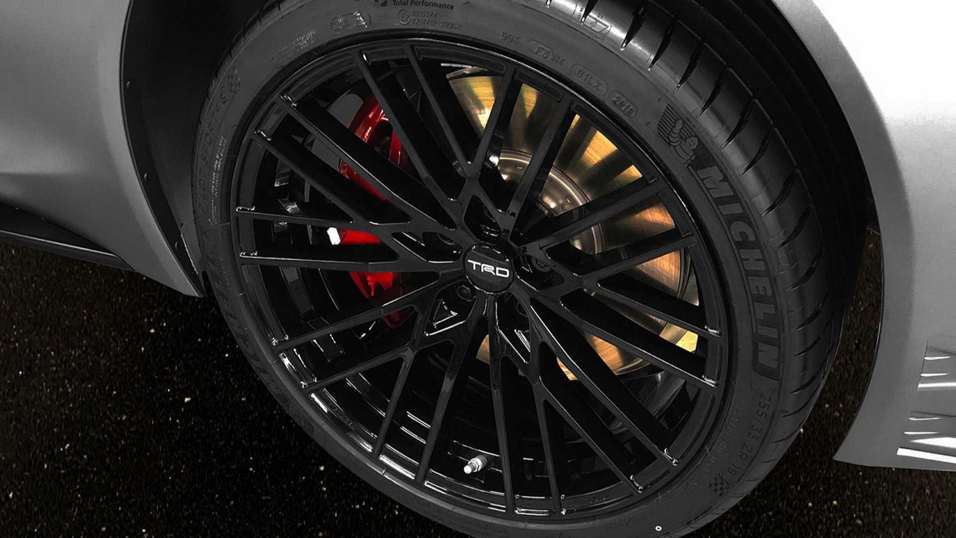 Foto de Toyota GR Supra Performance Line Concept TRD (4/7)