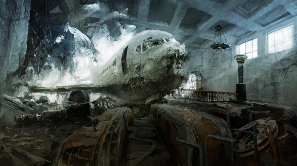 Foto de Metro: Last Light arte conceptual (2/3)