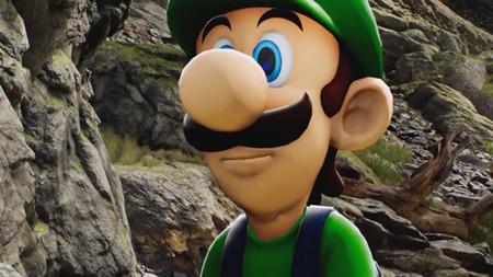 Ahora es él turnó de Luigi, crean video en Unreal Engine 4 con él como protagonista