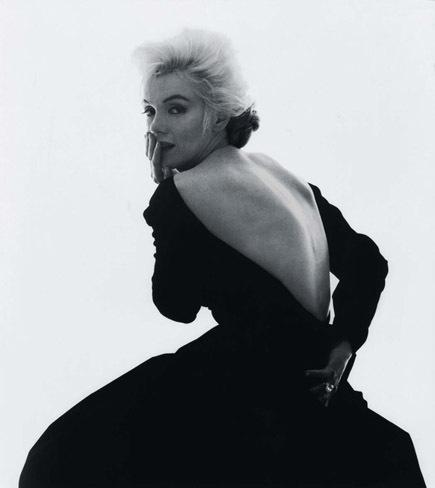 Marilyn Monroe de Dior para Vogue 1962