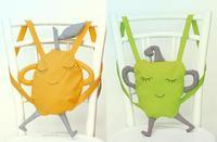 Divertidas mochilas limón y pimiento para los peques