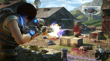 El modo Horda regresa en Gears of War 4 y viene cargado con muchas nuevas características