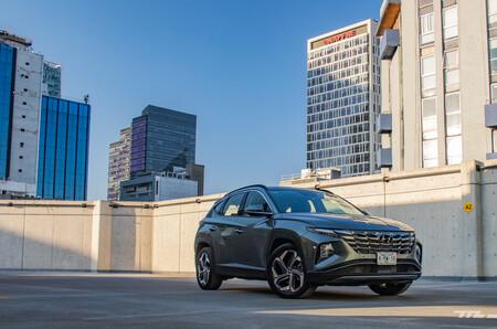 Hyundai Tucson Prueba De Manejo Opinones Mexico Resena 41