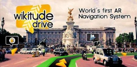 Wikitude Drive: GPS y realidad aumentada para Android