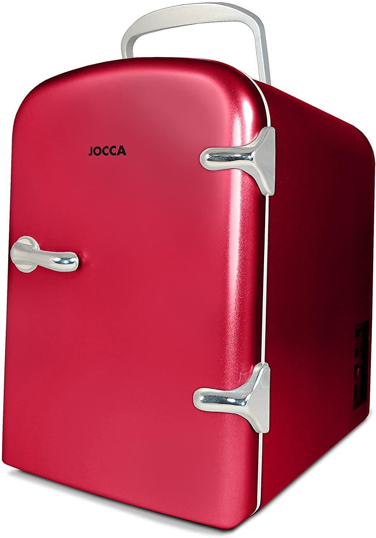 JOCCA - Nevera portátil eléctrica para coche o corriente