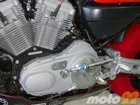 Harley Davidson XR1200 BBQ