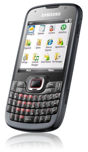 Samsung Omnia Pro B7330, con Windows Mobile 6.5