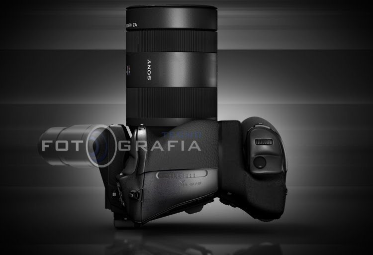 Rediseño Sony Alfa
