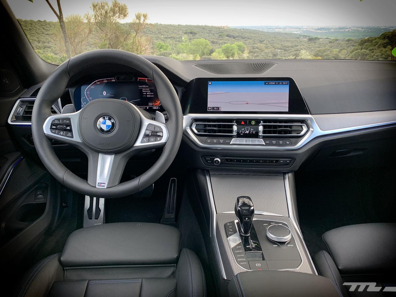 Foto de BMW 330i (prueba) (22/48)