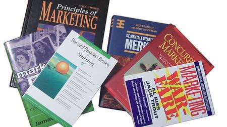 Tres libros sobre marketing online para la pyme: Literatura y empresa