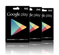Google Play lanzará una tarjeta regalo en el que tu decidirás su importe