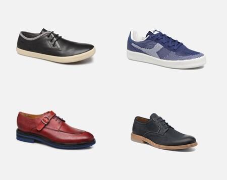 Hasta 70% de descuento en zapatos y zapatillas en Sarenza en marcas como Camper, Diadora o Kost por tiempo limitado