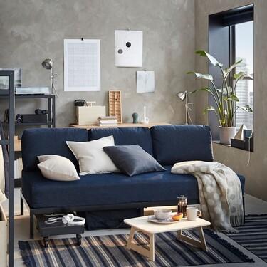 Los mejores muebles de Ikea para lucir un dormitorio masculino, sencillo y elegante