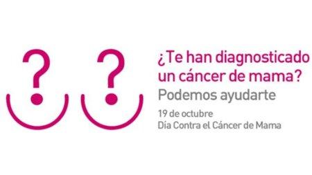 En el Día Mundial contra el Cáncer de mama te damos consejos para prevenirlo