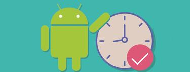 Cómo programar un móvil Android para que se encienda y apague a cierta hora