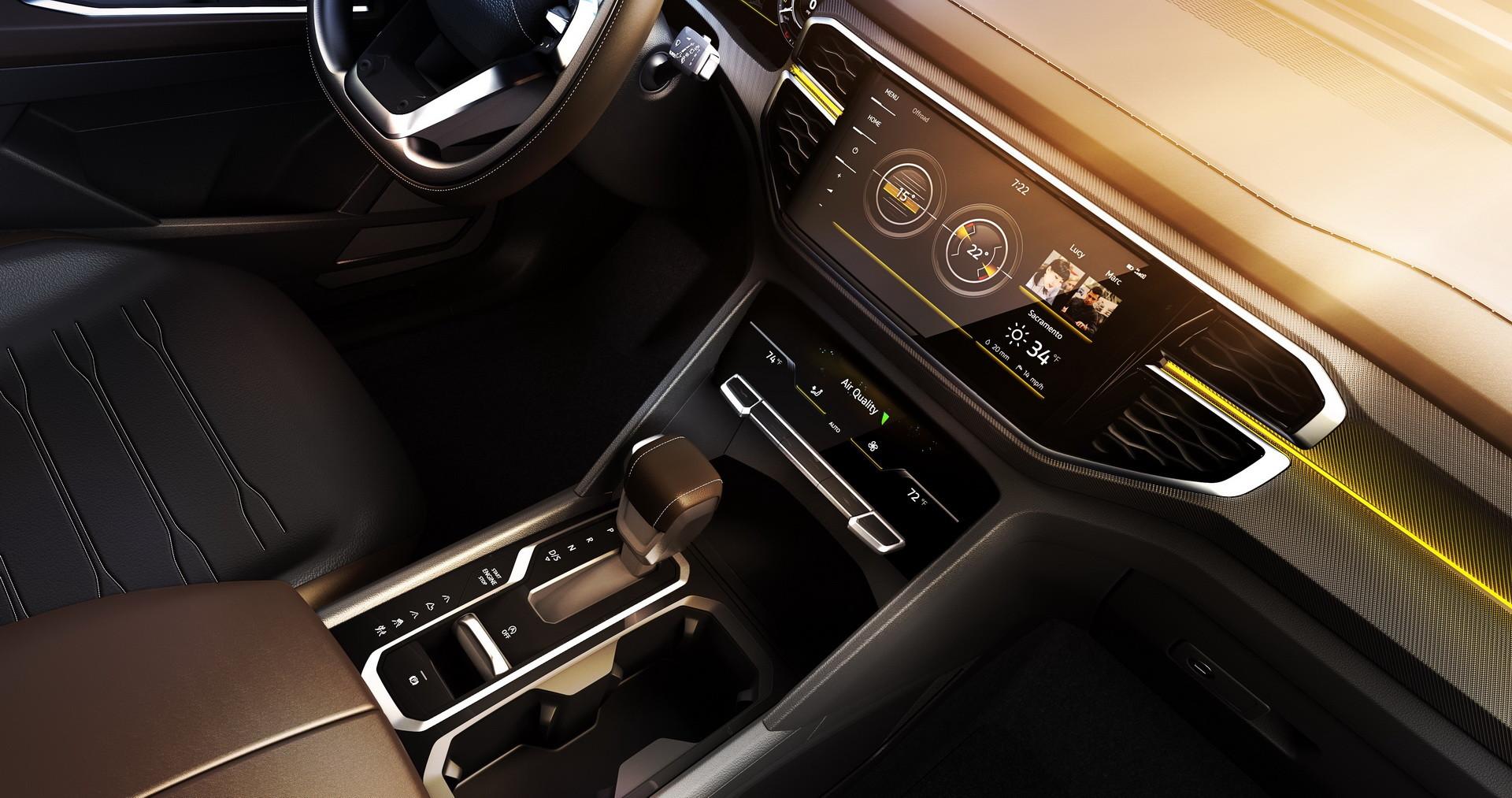 Foto de Volkswagen Atlas Tanoak Concept (6/6)