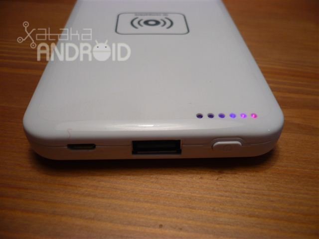 Wireless Power Bank 4800 mAh