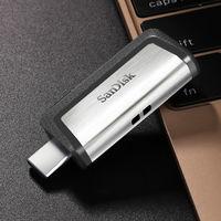 La memoria Flash USB SanDisk Ultra Dual DriveType-C de 128 GB para los iPad Pro y MacBook está rebajada casi un 50% en Amazon