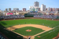 Visita al estadio de los Chicago Cubs