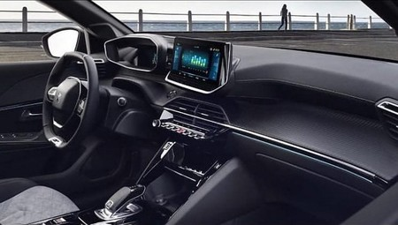 Peugeot 208 2019 filtrado
