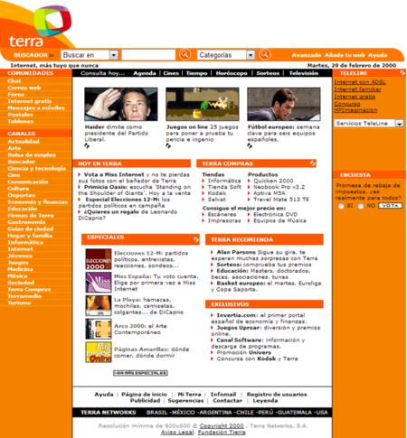 Terra 2000