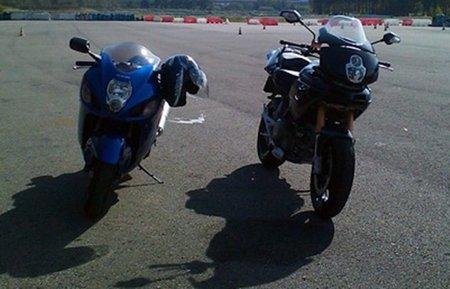 Las motos de embrague en seco