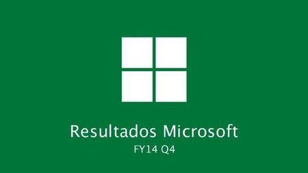 A pesar de todo Microsoft tuvo crecimiento en sus resultados financieros