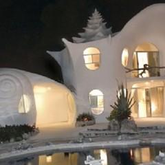 Foto 4 de 5 de la galería casas-poco-convencionales-vivir-en-una-caracola-gigante en Decoesfera