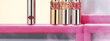 Volupté-Plump-in-Colour de YSL, los labiales con corazón de pimienta que darán un nuevo aspecto a tus labios