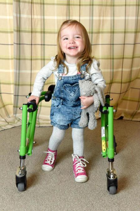 Millie-paralisis-cerebral
