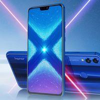 Honor 8X: la nueva gama media llega con pantalla de 6,5 pulgadas, Kirin 710 y batería de 3.750 mAh