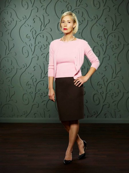 How To Get Away With Murder Liza Weil As Bonnie Winterbottom