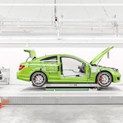 Foto 7 de 26 de la galería mercedes-c63-amg-coupe-legacy-edition en Motorpasión