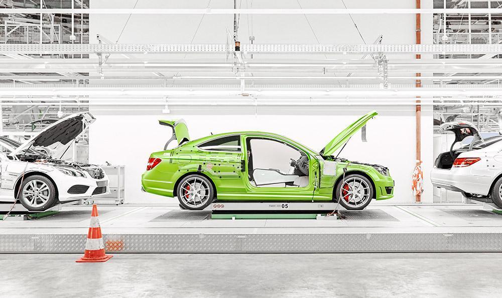 Foto de Mercedes C63 AMG Coupe Legacy Edition (7/26)