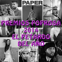 Premios Poprosa 2014: elijamos al petardo del año