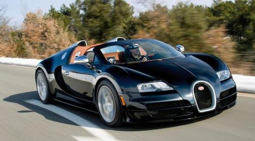 BugattiVeyronGrandSportVitesse,elSuperSportdescapotable