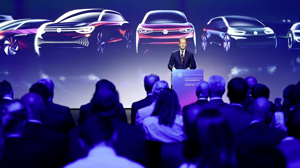 El coche de hidrógeno de Volkswagen va a tardar en llegar:
