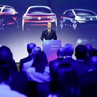 """El coche de hidrógeno de Volkswagen va a tardar en llegar: """"Será una opción competitiva solo en la próxima década"""""""