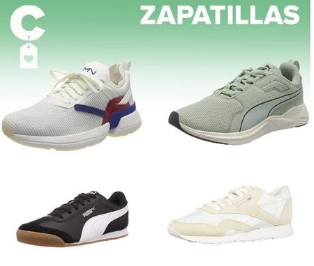 Chollos en tallas sueltas de zapatillas Adidas, Puma o Skechers por menos de 30 euros