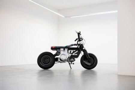 Motorrad Concept CE 02: BMW ahora hace mini-motos eléctricas con 90 km de autonomía y sin pedales