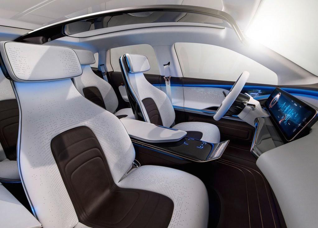 Foto de Mercedes-Benz Generation EQ Concept (6/11)