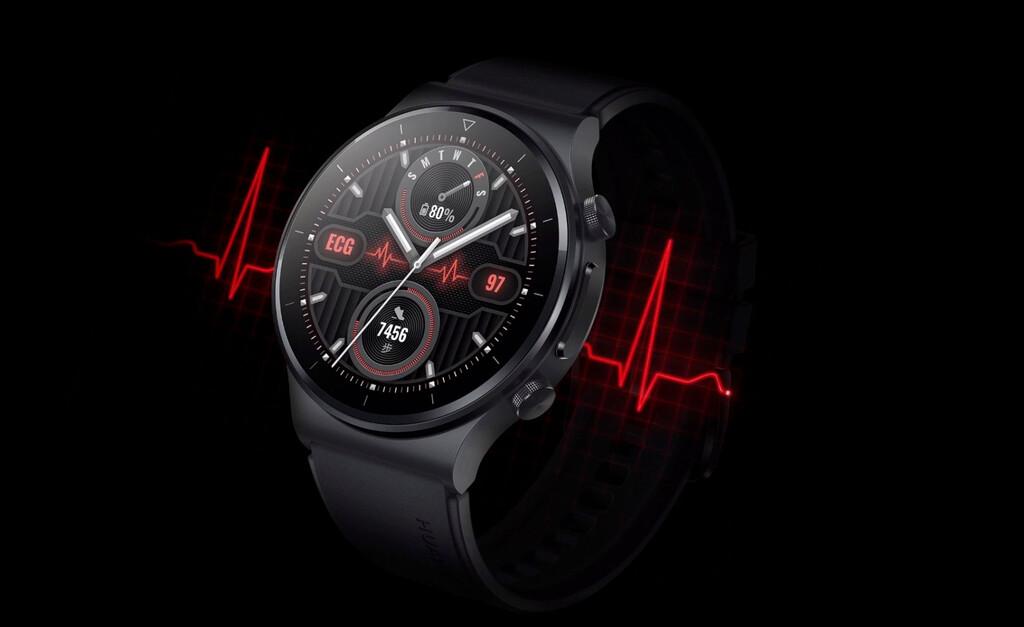 Huawei Watch GT 2 Pro ECG: el reloj inteligente más completo de Huawei hasta la fecha promete mantener la